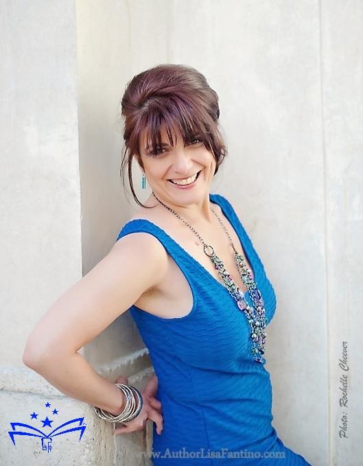 Author Lisa Fantino Appearances